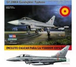 EUROFIGHTER EF-2000A 1/72 CALCAS ESPAÑOLAS