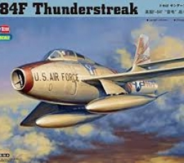 F-84F THUNDERSTREAK 1/48