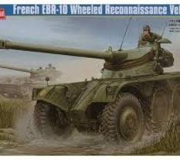FRENCH EBR-10 WHEELED 1/35
