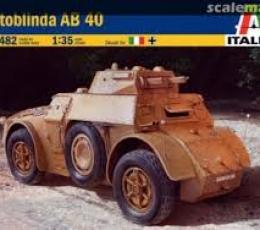 AUTOBLINDA AB40 1/35