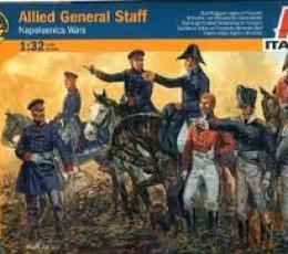 ALLIED GENERAL STAFF 1/32 NAPALEONICS WARS