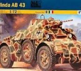 AUTOBLINDADA AB 43 1/72