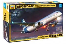 AIRBUS A-321 1/144