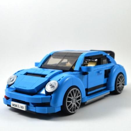 BEEATLECAR DREAM-CAR