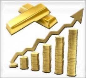 La crisis crediticia europea impulsa el precio del oro