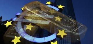 METALES PRECIOSOS-Oro cae tras tibia respuesta BCE a crisis