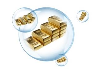 No hay señales a la vista de burbuja en el precio del oro