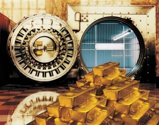 Los bancos centrales compraron grandes cantidades de oro en 2011