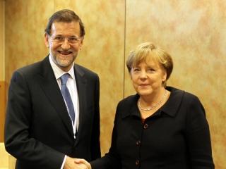 Rajoy expone hoy a Merkel su política de ajustes y reformas
