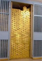 Oro, Oro, Oro: La cámara acorazada del Fed de Nueva York