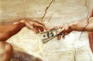 El oro, la plata y el origen del dinero