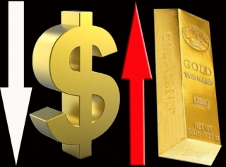 El oro y la plata se revalúan frente a todas la divisas en el 1º trimestre