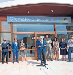 Pompas Fúnebres La soledad y el grupo Mémora gestionarán el primer crematorio-velatorio instalado fuera de la capital grancanaria