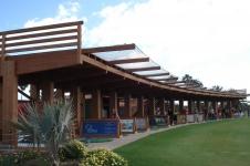 Tee de Practicas: Campo Internacional de Golf de Maspalomas