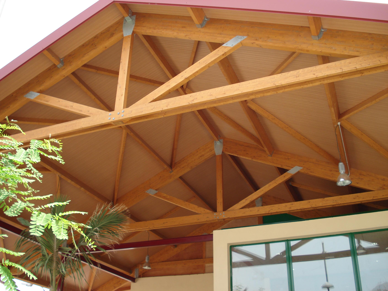Fotos estructuras madera canarias tenerife y gran canaria - Estructuras de madera laminada ...