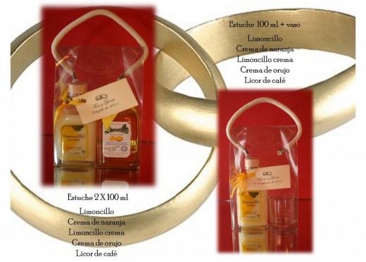 Estuches frasco clasico de 100ml