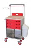 Carro de curras y urgencias cod. 10535-6-11-13-15