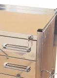 Cerradura manual con llave cod. 10182-1