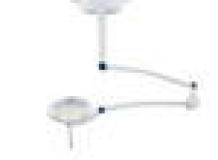 Lampara de cirugia menor  de techo LED 120/120 F