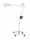 Lampara de cirujia menor rodable  LED 130/130 F