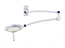 Lampara de cirujia menor  de pared LED 130/130 F
