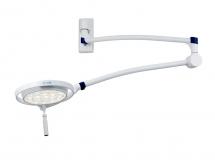 Lampara de cirujia menor  de pared LED 130/130 F