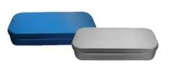 Cajas de instrumental en aluminio