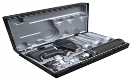 Set Otoscopios y Oftalmoscopios