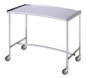 Mesas para instrumental modelo riñon