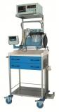 Maquina de anestesia con carro ORBI