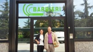 Visita a Barbieri en Italia