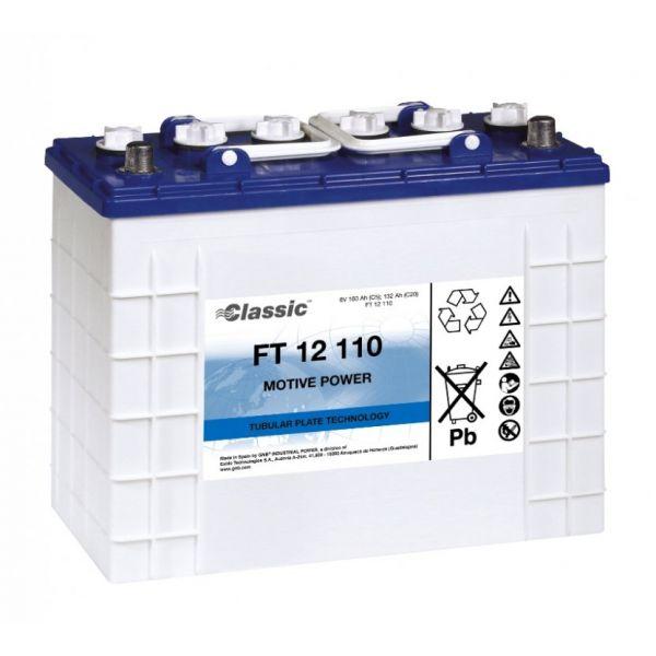 Baterías para maquinas de limpieza