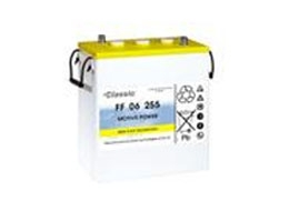 Baterías para maquinas de limpieza y traspaletas