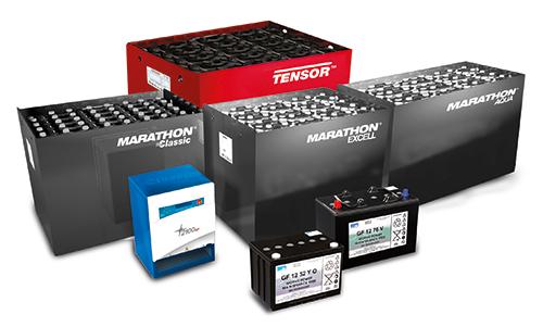 baterías para tracción