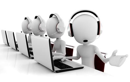 Oficinas centrales, administración, contabilidad, información general
