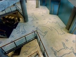 terrazo continuo exposiciones