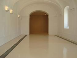 terrazo continuo museo