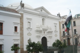 Extremadura Parlament Office