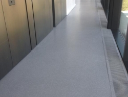 terrazo gris carrara