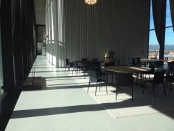 terrazo gris BBVA