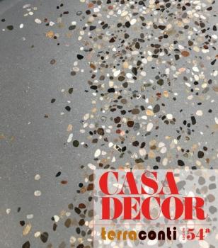 Terrazzo en CASA DECOR 2019