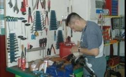 Reparación y repuestos