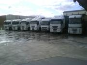 Flota de Vehículos propia