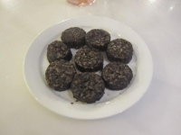 Blood sausage from Burgos