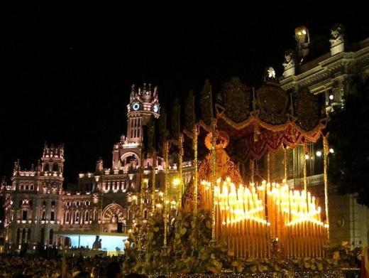 Virgen de Regla, Sevilla
