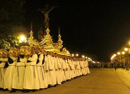 Cristo de Mena, Málaga