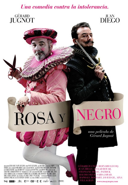 Nuestras velas en el cine: Rosa y Negro