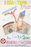 Domingo día 24 de junio I día de la Tapa, pro-bolsa de caridad Hermandad San Esteban de Sevilla
