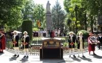 Granada vuelve a recordar a su heroína Mariana Pineda