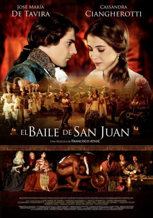 Nuestras velas en el cine: El Baile de San Juan